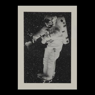 Art Print Astronaut