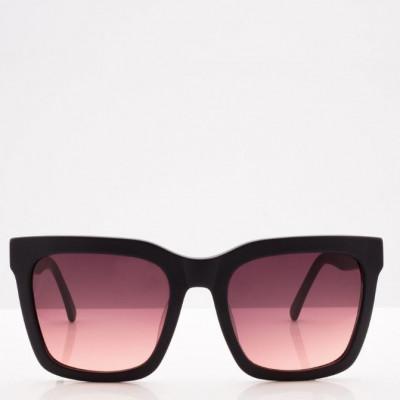 Sonnenbrille Unisex Martinez | Schwarz