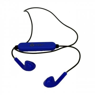 MASCA Bluetooth Earphones | Blue