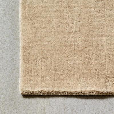 Teppich Earth Bamboo | Wüstensand