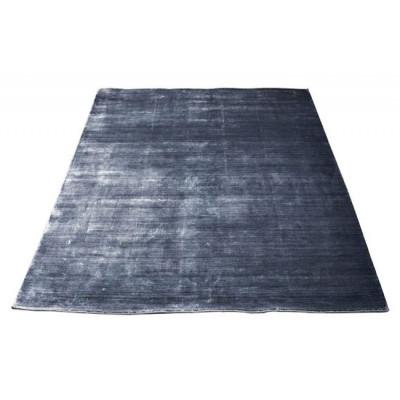 Teppich Bamboo | Schwarzer Stahl