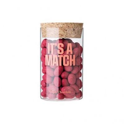 Glass Jar | It's A Match