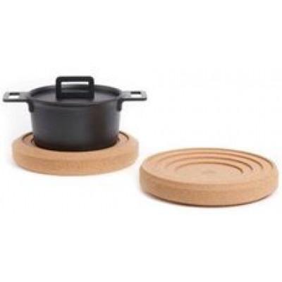 Matryoshka Fever Tray And Hot Pot Stand