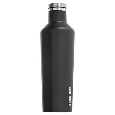Trinkflasche Canteen 475 ml | Schwarz Matt