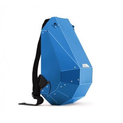 Backpack   Matte Blue