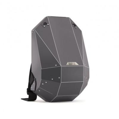 Backpack   Matte Gray