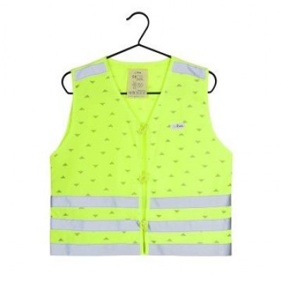 Fluo Vest Boys Max | Yellow