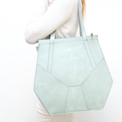 Belle XL Bag   Ice Blue