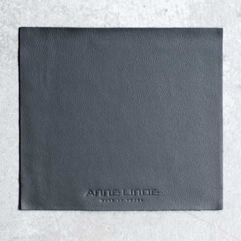Mat Leather | Anthracite