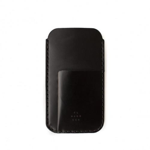 Phone/Card Sleeve | Black