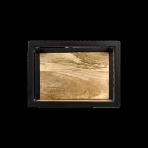 Wall Box Levels 35x25 cm Mango Wood