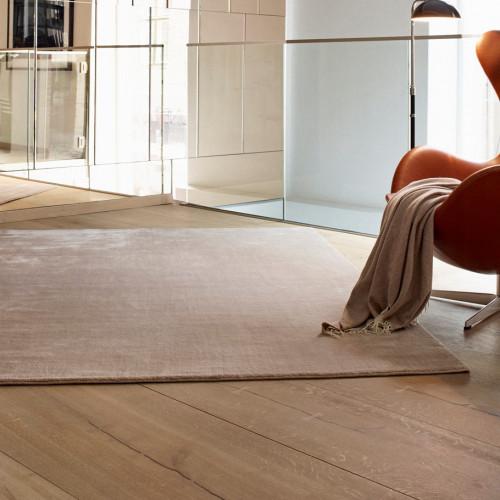 Teppich Earth Bamboo   Nougatrosa
