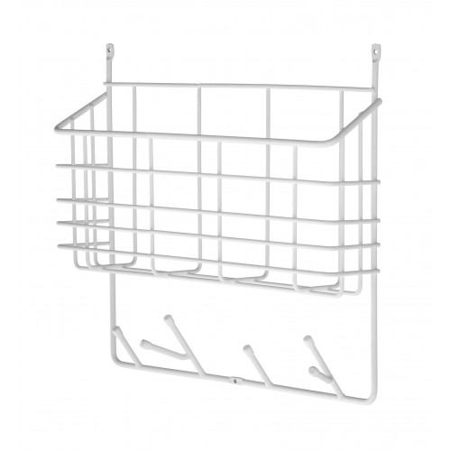 Mitten Shelf Small | White