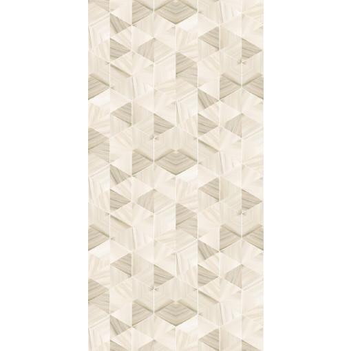 Wallpaper Marble Hexagon   Sand