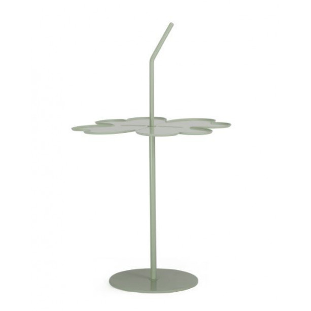 Side Table Clover   Matcha