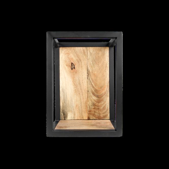 Wandplank Levels Box 25x35 cm Mangohout