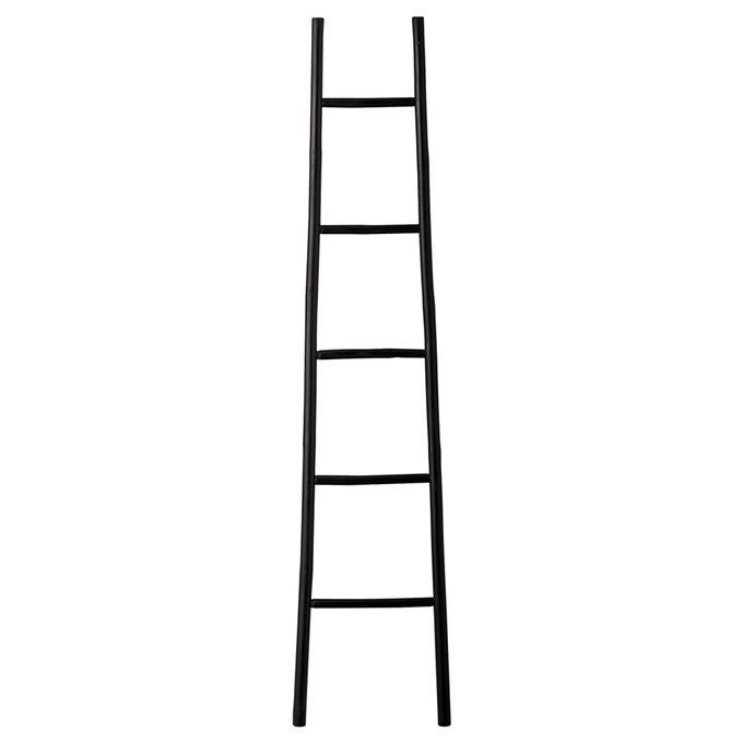 Mandisa Shelf Ladder | Black