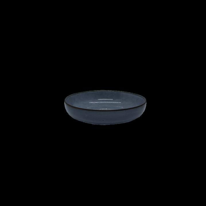 Suppenteller Magar Ø 19.5 cm 4er-Set   Blau Grau
