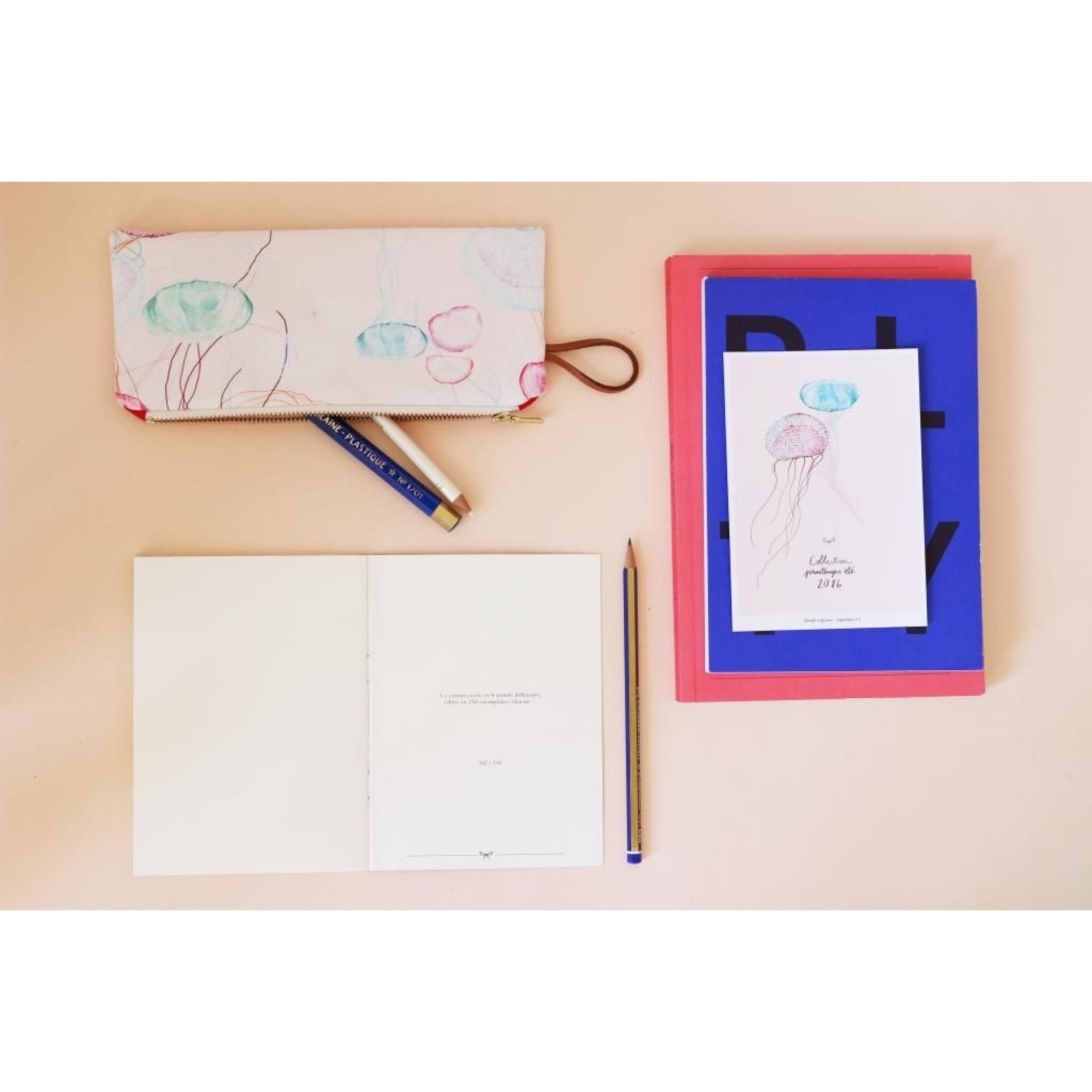 Aquatique 01   Pencil Case