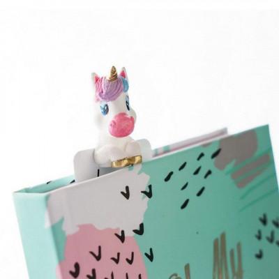 Unicorn Babe Bookmark