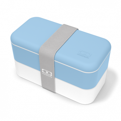 Lunchbox MB Original | Hellblau