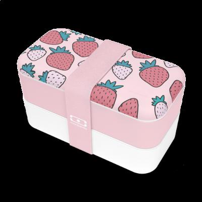 Lunchbox MB Original | Erdbeeren