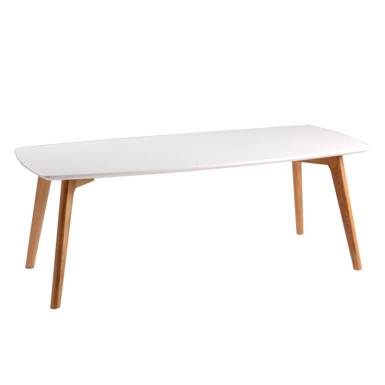 Coffee Table Marco   White/Oak