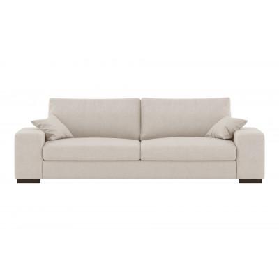 3-Sitzer-Sofa Salieri | Creme