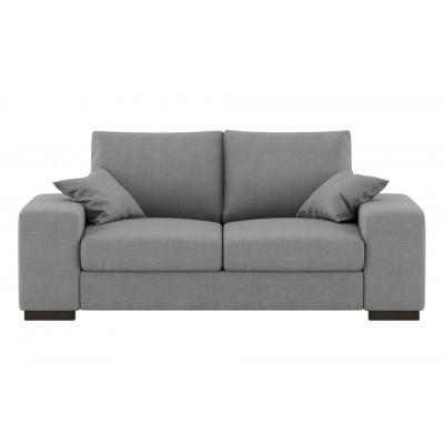 2-Sitzer-Sofa Salieri | Grau