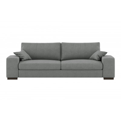 3-Sitzer-Sofa Salieri | Grau