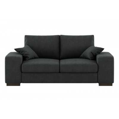 2-Sitzer-Sofa Salieri | Anthrazit