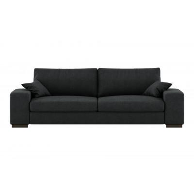 3-Sitzer-Sofa Salieri | Anthrazit