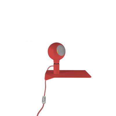 Tischleuchte Combo   Rot