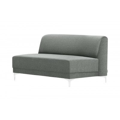 2-Sitzer-Sofa Allegra | Grau