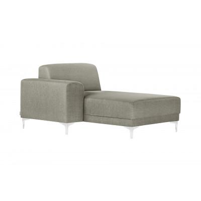Lounge-Sofa Links Allegra   Taupe