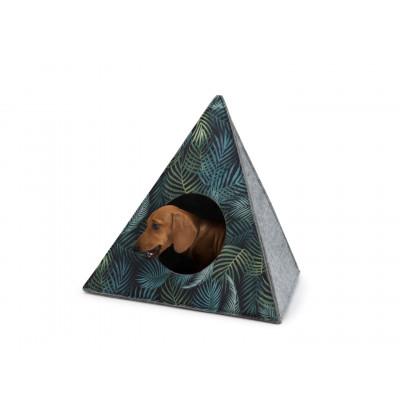 Hundebett Pyramid | Tropical