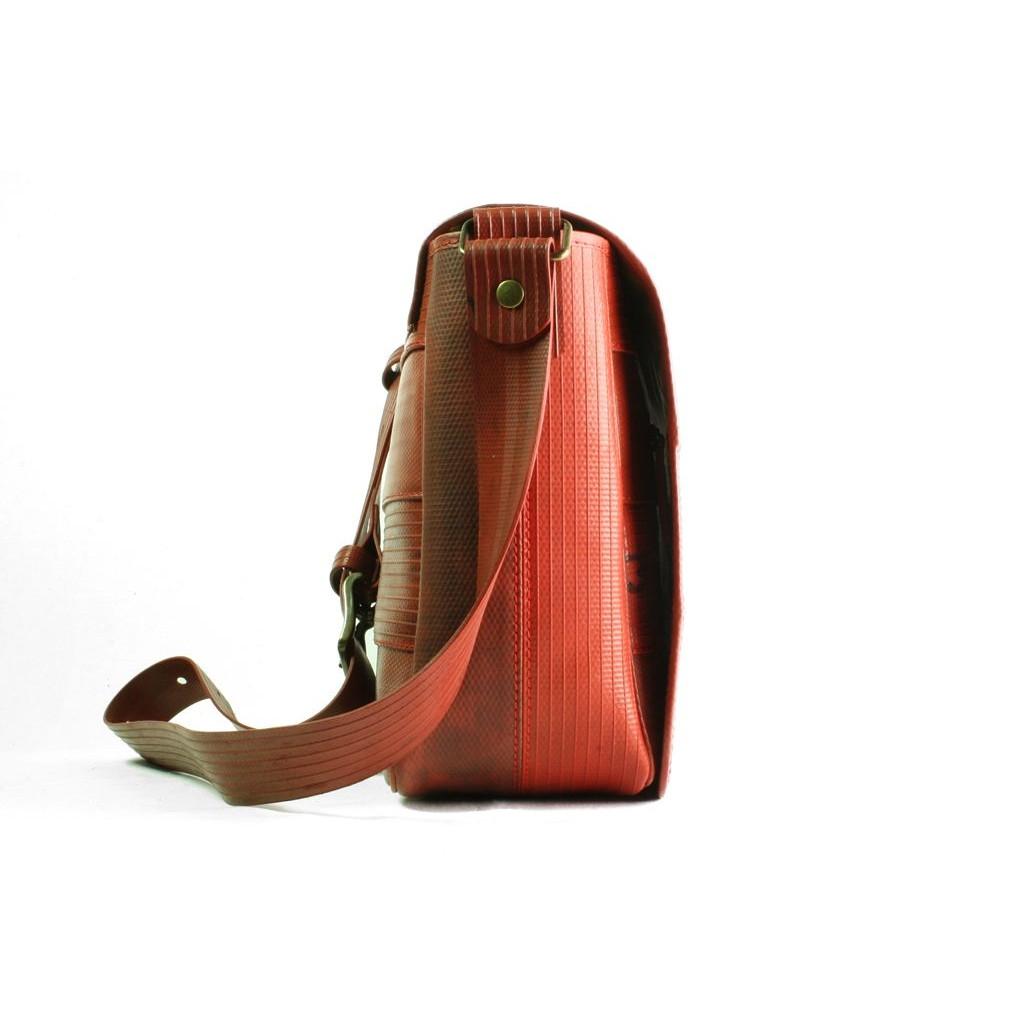 Messenger Bag Red