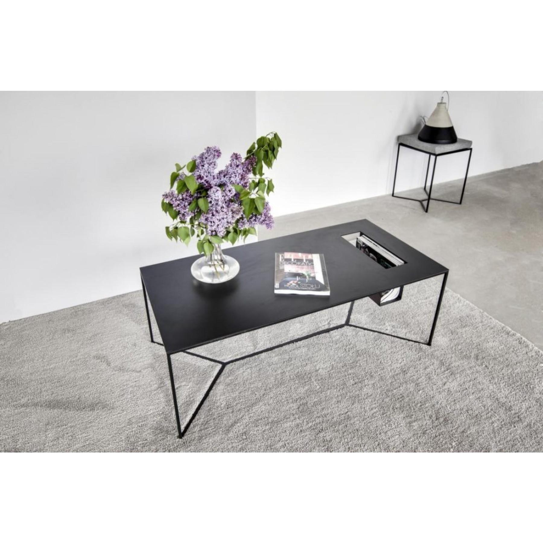 Coffee Table Magazine   Black