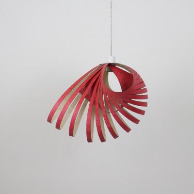 Light Shade Nautica Birch Ply | Red