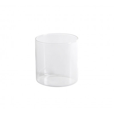 Glas Mittel Lime Serie