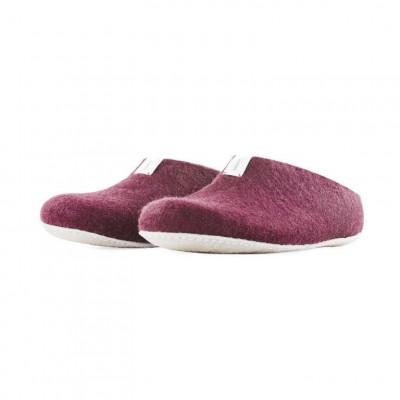 Slippers Mel | Bordeaux