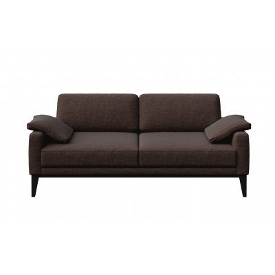 Musso 2-Seater Sofa | Brown