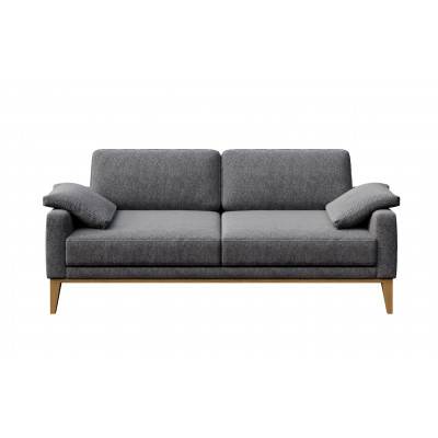 Musso 3-Seater Sofa | Dark Grey