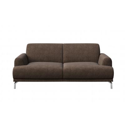 Puzo 2-Seater Sofa | Brown