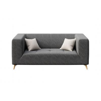 Toro 2-Seater Sofa | Grey