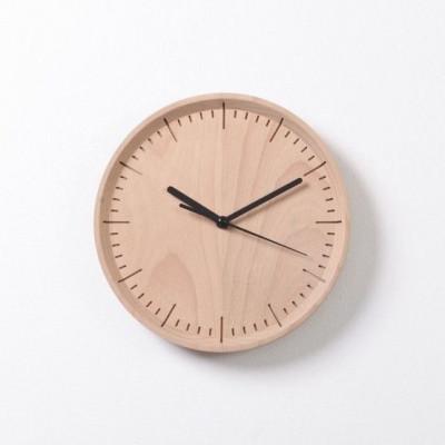 Meter Wall Clock   Black