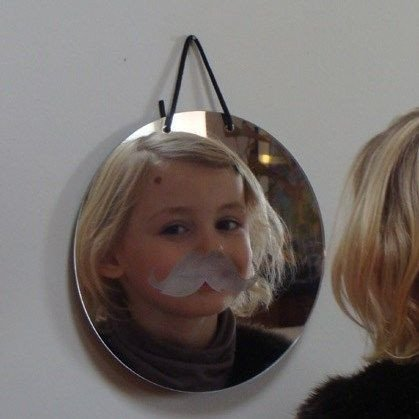Crazy Family- Moustache