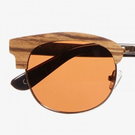 Unisex-Sonnenbrille Metis | Zebra