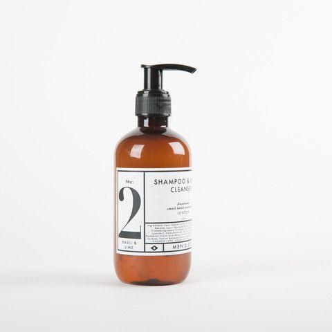 N°2 Shampoo & Body Cleanser