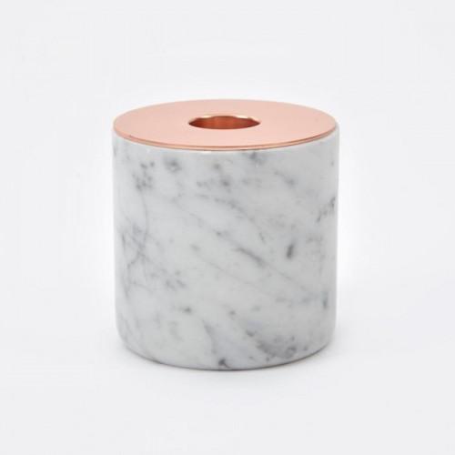 Marmorbrocken Groß | Kupfer